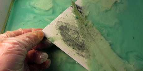 Bit by Bit: 2 day Introduction to Non Toxic Etching tickets