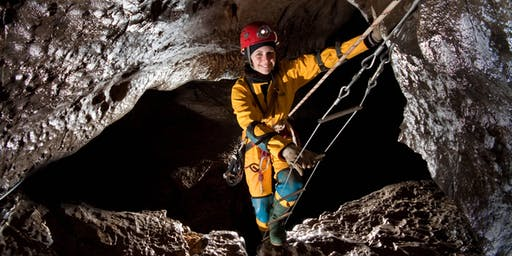 Vertical Caving Experience