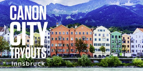 Canon City Tryouts Innsbruck Tickets