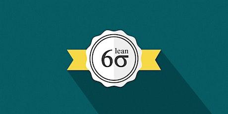 Lean Six Sigma Green & Black Belt Training & Certification Combo in Riyadh tickets