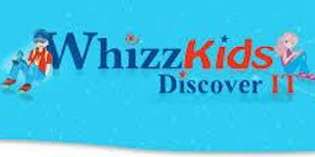 Whizz Kids Tech Camp Morning Session (Age 8-12) tickets