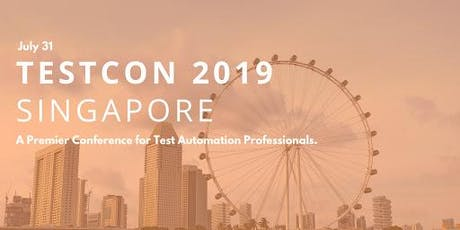 TESTCON 2019 Singapore tickets