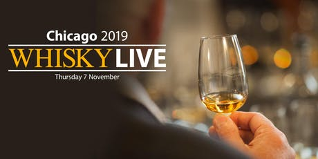 Whisky Live Chicago 2019 tickets