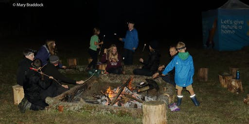 Big Wild Sleepout Saturday 27th July 2019