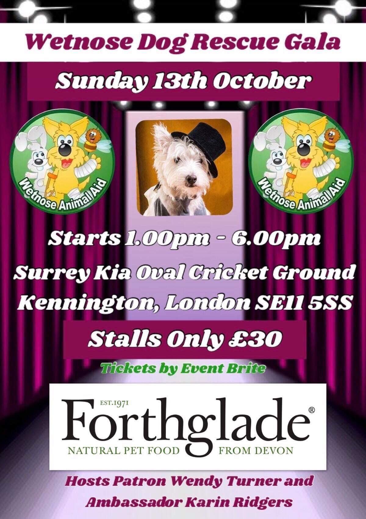 Wetnose Dog Rescue Gala