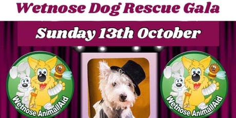 Wetnose Dog Rescue Gala  tickets