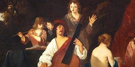 An evening of music from 17th Century England