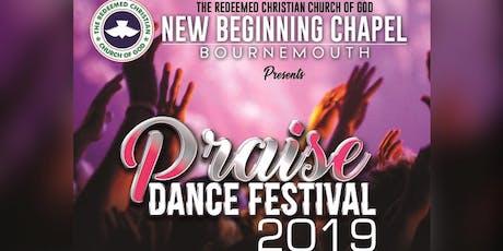 Praise Dance Festival 2019 tickets