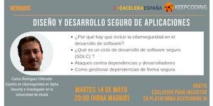 Webinar: Diseño y desarrollo seguro de aplicaciones
