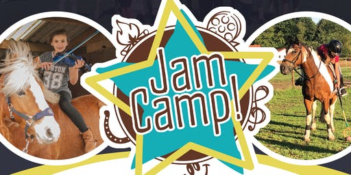 Jam-Camp! Zomerkamp (bilingual, Dutch and English)