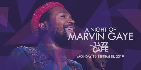 A Night of Marvin Gaye tickets