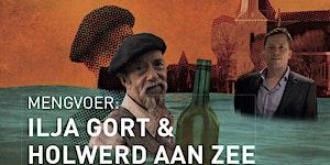 """Mengvoer #9 """" Ilja Gort & Holwerd aan Zee"""