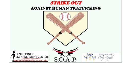 Strike Out Against Human Trafficking