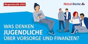Podiumsdiskussion MetallRente Jugendstudie 2019