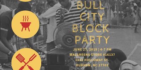 Bull City Block Party tickets