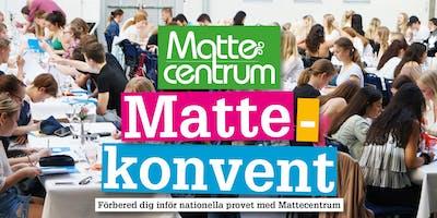 Mattekonvent i Uppsala