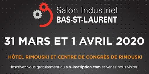 Salon industriel du Bas-Saint-Laurent