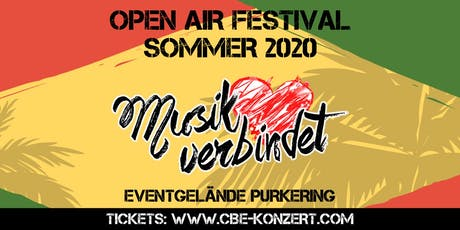 Musik verbindet Open-Air Festival 2020 tickets