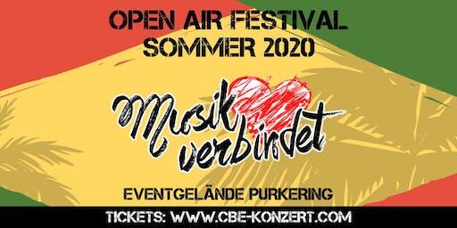 Musik verbindet Open-Air Festival 2020