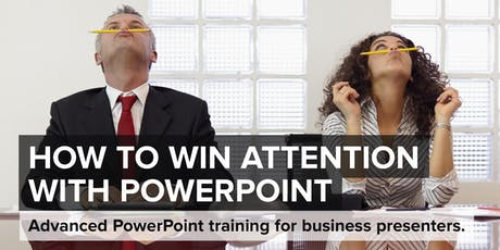 Win attention with PowerPoint tickets