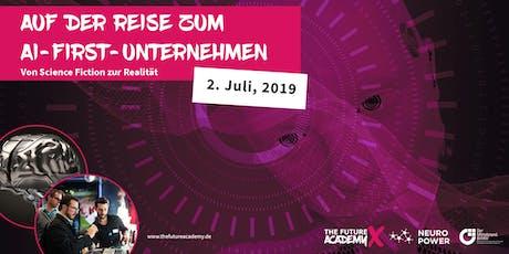 AUF DER REISE ZUM AI-FIRST-UNTERNEHMEN Tickets