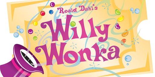 SCT Presents: Willy Wonka