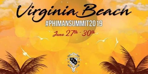 "PHIMAN SUMMIT 2019 ""Brotherhood above all"", Co-Sponsor by: PSPEF"