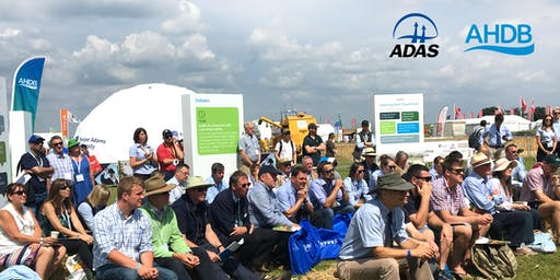 ADAS & AHDB Open Day featuring Arable Connections
