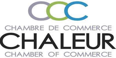 Chambre de commerce Chaleur Chamber of Commerce AGM/AGA