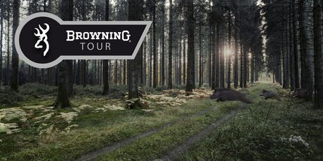 Browning Tour - Univers Chasse et Nature billets
