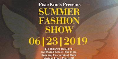 Pixie Knots 1st Annual Summer Fashion Show