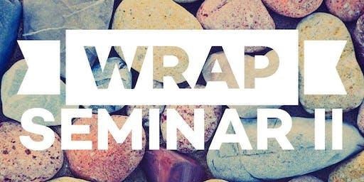 CHW/CRS WRAP Seminar II: Co-Facilitator Training