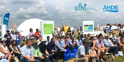 AFBI & AHDB Open Day featuring Arable Connections