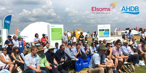 Elsoms and AHDB Open Day featuring Arable Connections