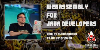 WebAssembly for Java Developers