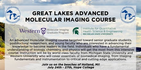 Great Lakes Advanced Molecular Imaging Course tickets