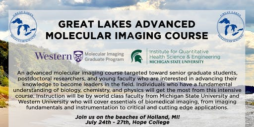 Great Lakes Advanced Molecular Imaging Course