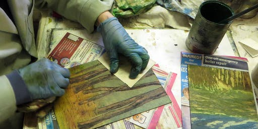 By Gum: 2 Day Collagraph Printmaking Workshop