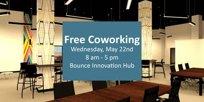 Free Coworking Day at Bounce