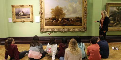 Mindfulness In Museums - Taster Session