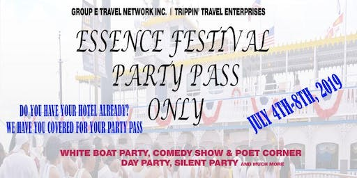 2019 Essence Party Pass Only