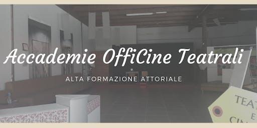 """""""FELICE..MENTE CON IL TEATRO"""" Alta formazione - Open-day GRATUITO -  IX Edizione"""