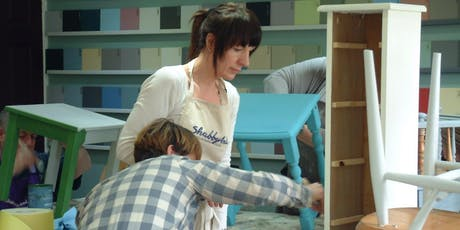 Beginners Furniture Painting Workshop tickets