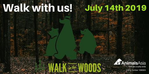 Walk in the Woods ~ Sponsored Charity Walk for Animals Asia