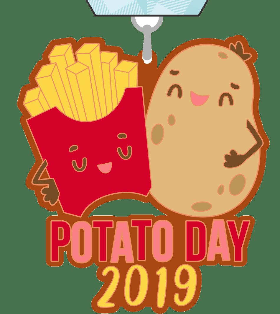 2019 Potato Day 1 Mile, 5K, 10K, 13.1, 26.2 -Tucson