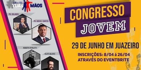 Congresso Jovem - Juazeiro do Norte ingressos