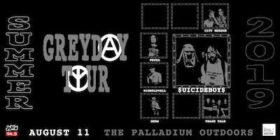 $UICIDEBOY$ - GREY DAY TOUR
