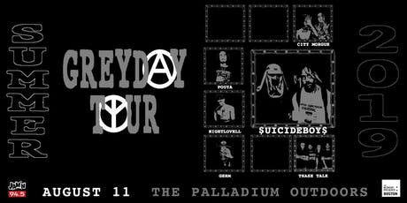 $UICIDEBOY$ - GREY DAY TOUR tickets