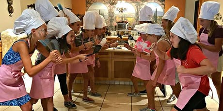 Kids Summer Cooking Camp  tickets