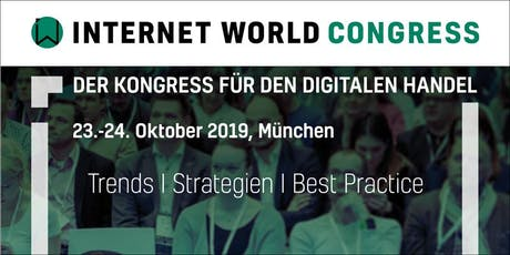 INTERNET WORLD CONGRESS 2019 tickets